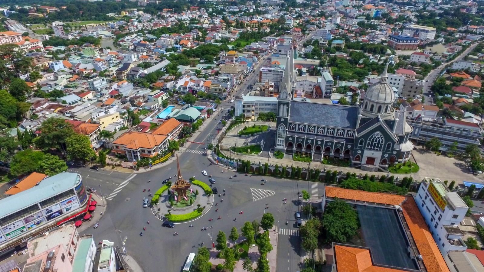 Thành phố Thủ Dầu Một tập trung nhiều sinh viên và giáo viên